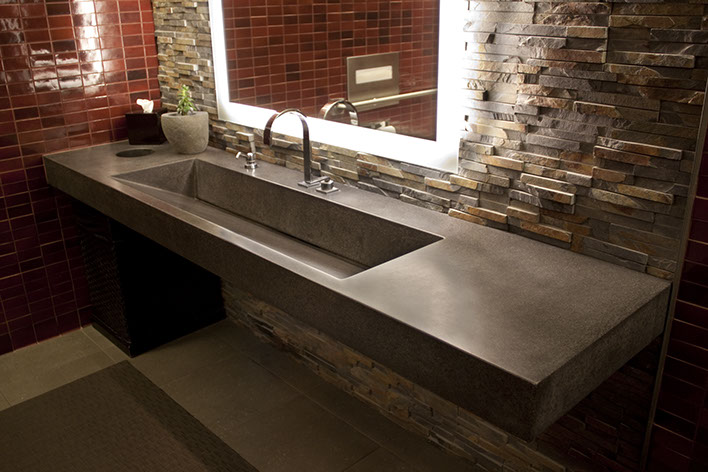 Concrete Bath Sinks By Sonoma Cast Stone