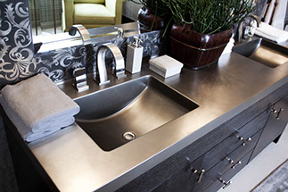 Residential Concrete Lications Custom Countertops And Sinks