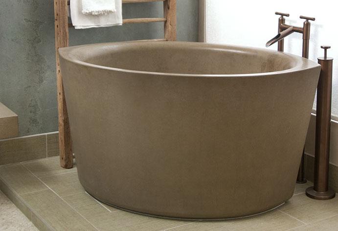 Concrete Bath Tubs by Sonoma Cast Stone