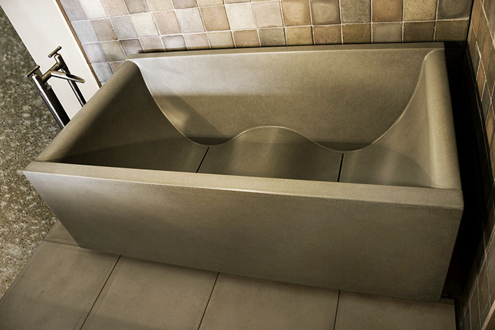 Concrete Bath Tubs from Sonoma Cast Stone