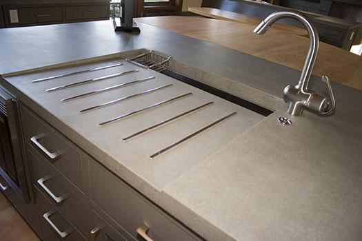 Concrete Sinks concrete countertops, concrete sinks and more from sonoma cast stone